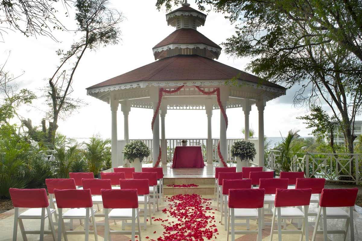 Grand Palladium Jamaica All Inclusive Montego Bay Resort Spa Weddings